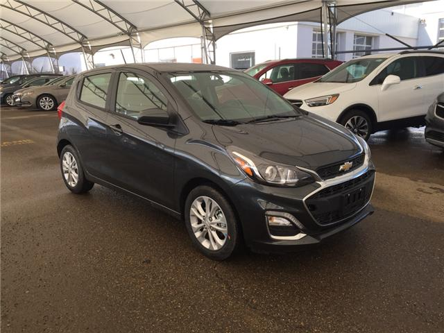 2019 Chevrolet Spark 1LT CVT (Stk: 173381) in AIRDRIE - Image 1 of 18