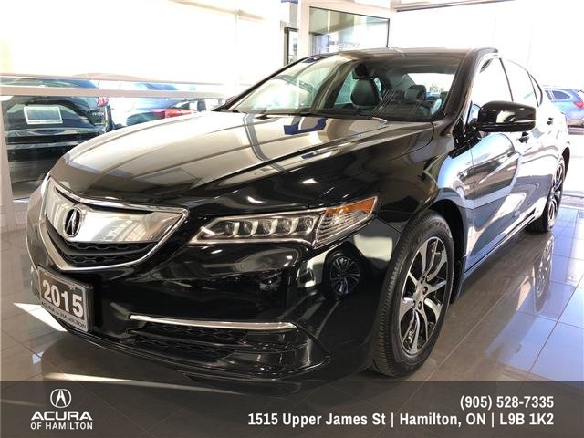 2015 Acura TLX Tech (Stk: 1512791) in Hamilton - Image 1 of 16