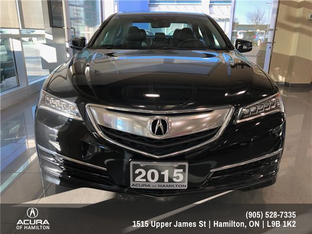2015 Acura TLX Tech (Stk: 1512791) in Hamilton - Image 2 of 16