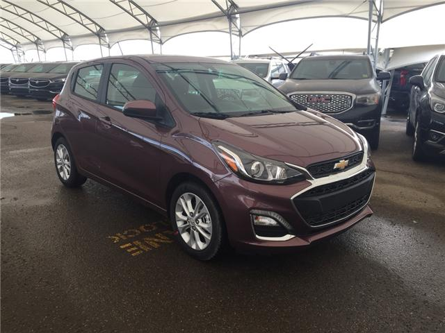 2019 Chevrolet Spark 1LT CVT (Stk: 173383) in AIRDRIE - Image 1 of 18