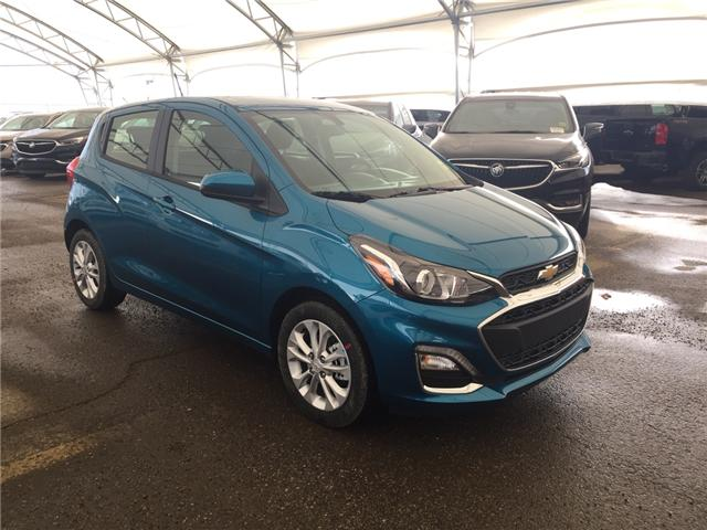 2019 Chevrolet Spark 1LT CVT (Stk: 173379) in AIRDRIE - Image 1 of 18