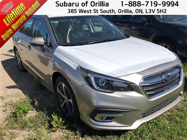 2019 Subaru Legacy 2.5i Limited w/EyeSight Package (Stk: DS5111) in Orillia - Image 1 of 10