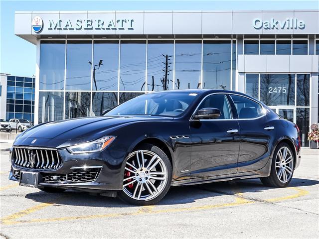 2018 Maserati Ghibli S Q4 GranLusso (Stk: U377) in Oakville - Image 1 of 26
