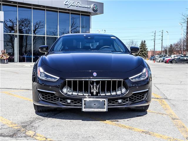 2018 Maserati Ghibli S Q4 GranLusso (Stk: U377) in Oakville - Image 2 of 26