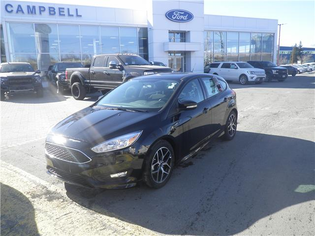 2018 Ford Focus SE (Stk: 1820850) in Ottawa - Image 1 of 10