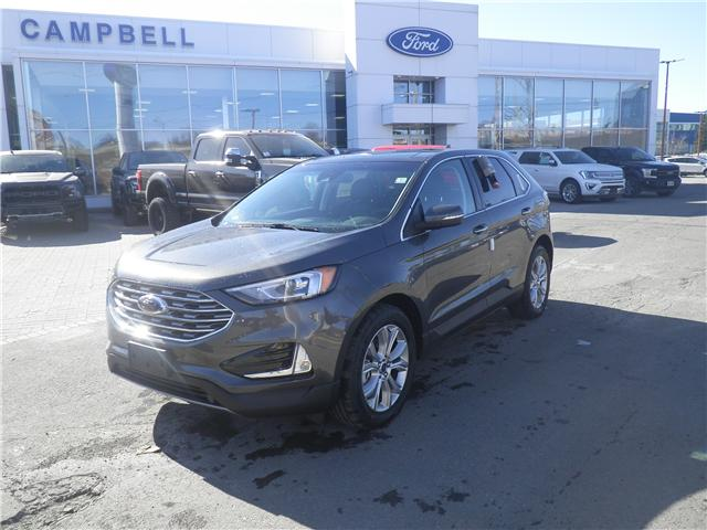 2019 Ford Edge Titanium (Stk: 1912700) in Ottawa - Image 1 of 12
