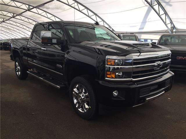 2019 Chevrolet Silverado 2500HD High Country (Stk: 173277) in AIRDRIE - Image 1 of 24
