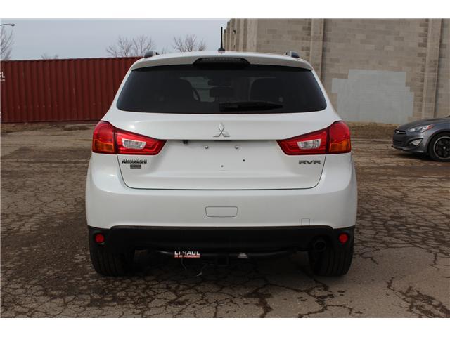 2014 Mitsubishi RVR GT (Stk: CBK2568) in Regina - Image 4 of 24