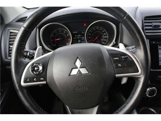 2014 Mitsubishi RVR GT (Stk: CBK2568) in Regina - Image 12 of 24