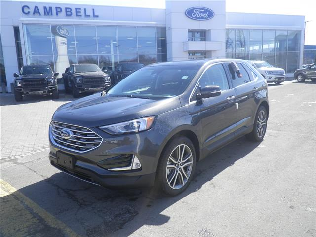 2019 Ford Edge Titanium (Stk: 1912890) in Ottawa - Image 1 of 12