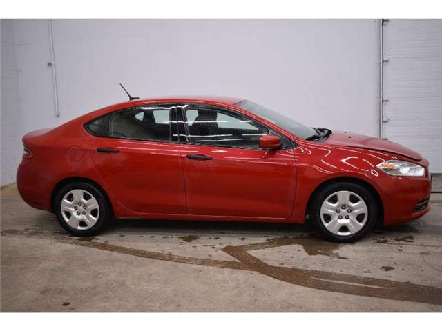 2014 Dodge Dart SE - AM/FM STEREO * POWER MIRRORS  (Stk: B3232A) in Kingston - Image 1 of 30