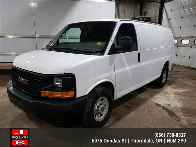 2013 GMC Savana 2500 Standard (Stk: 5637) in Thordale - Image 1 of 7