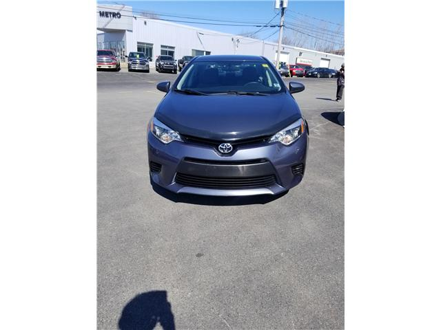 2015 Toyota Corolla S Premium CVT (Stk: p19-063) in Dartmouth - Image 2 of 9