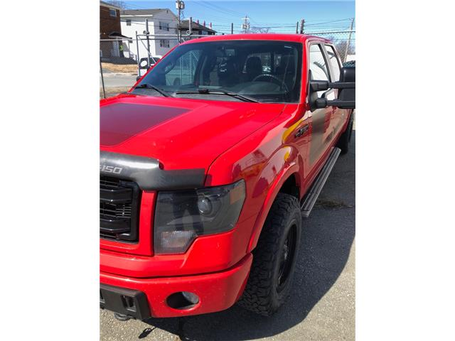 2013 Ford F-150 FX4 SuperCrew 6.5-ft. Bed 4WD (Stk: p19-070) in Dartmouth - Image 2 of 19