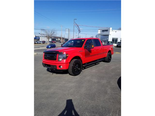 2013 Ford F-150 FX4 SuperCrew 6.5-ft. Bed 4WD (Stk: p19-070) in Dartmouth - Image 1 of 19