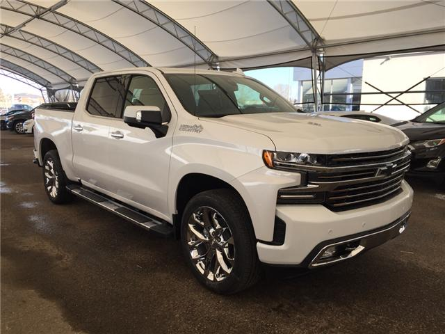 2019 Chevrolet Silverado 1500 High Country (Stk: 173273) in AIRDRIE - Image 1 of 22