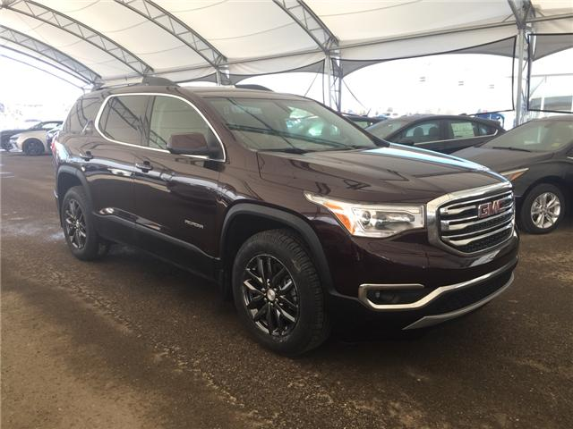 2017 GMC Acadia SLT-1 (Stk: 173443) in AIRDRIE - Image 1 of 24