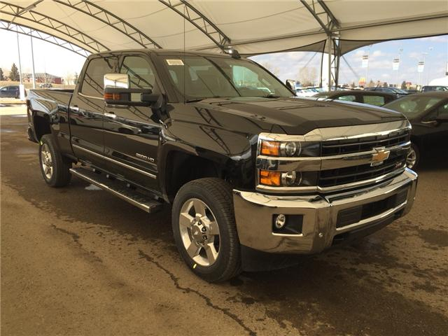 2019 Chevrolet Silverado 2500HD LTZ (Stk: 173100) in AIRDRIE - Image 1 of 23