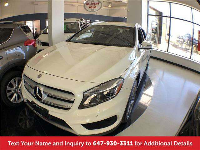 2015 Mercedes-Benz GLA-Class Base (Stk: 19931) in Mississauga - Image 1 of 17