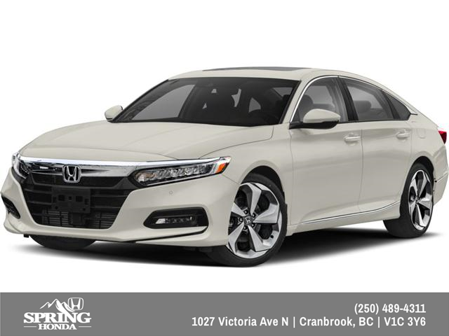 2019 Honda Accord Touring 1.5T (Stk: H03603) in North Cranbrook - Image 1 of 14