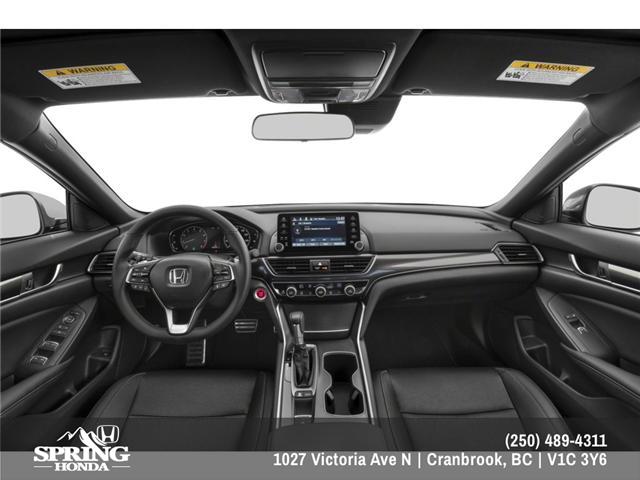 2019 Honda Accord Sport 2.0T (Stk: H00488) in North Cranbrook - Image 4 of 7