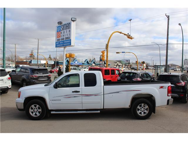 2008 GMC Sierra 1500 SLE (Stk: CBK2779) in Regina - Image 2 of 16