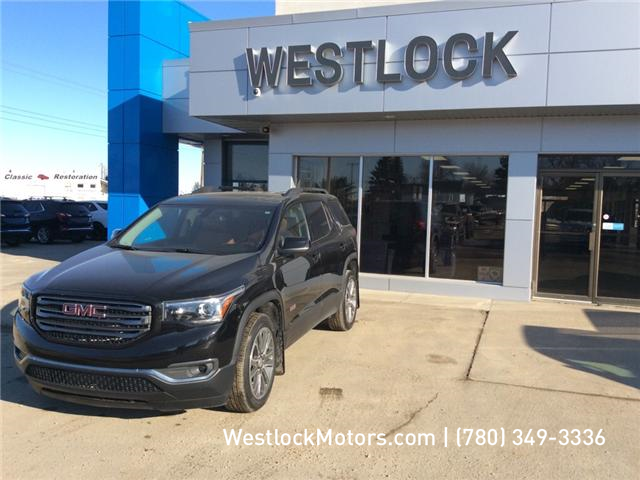 2018 GMC Acadia SLT-1 (Stk: 19T78A) in Westlock - Image 1 of 13