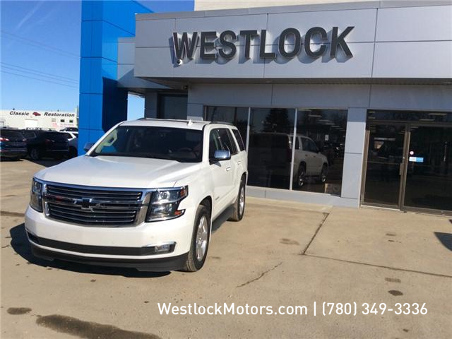 2016 Chevrolet Tahoe LTZ (Stk: 19T130A) in Westlock - Image 1 of 12