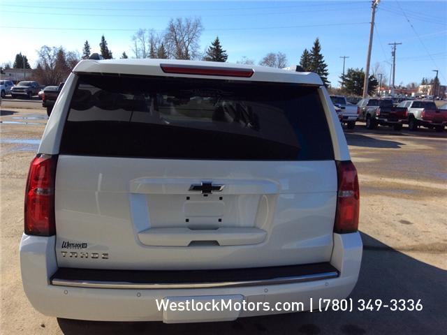 2016 Chevrolet Tahoe LTZ (Stk: 19T130A) in Westlock - Image 4 of 12