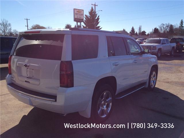 2016 Chevrolet Tahoe LTZ (Stk: 19T130A) in Westlock - Image 5 of 12