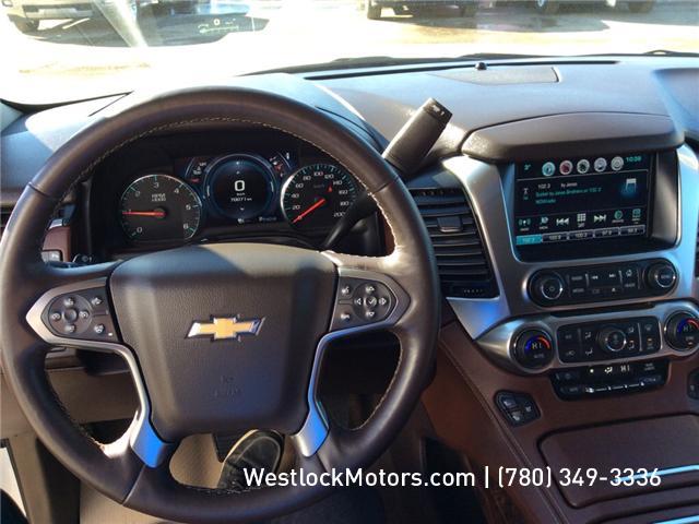 2016 Chevrolet Tahoe LTZ (Stk: 19T130A) in Westlock - Image 7 of 12