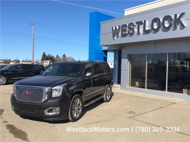 2015 GMC Yukon Denali (Stk: T1907) in Westlock - Image 1 of 13