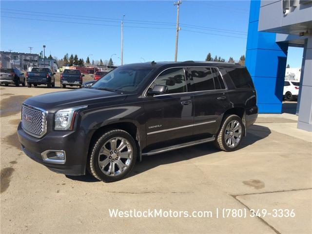2015 GMC Yukon Denali (Stk: T1907) in Westlock - Image 2 of 13