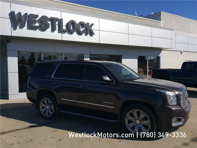 2015 GMC Yukon Denali (Stk: T1907) in Westlock - Image 3 of 13
