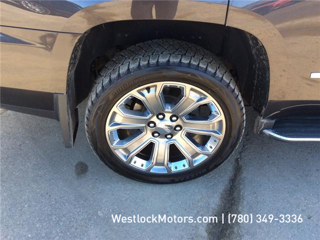 2015 GMC Yukon Denali (Stk: T1907) in Westlock - Image 4 of 13