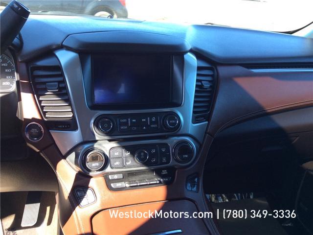 2016 Chevrolet Tahoe LTZ (Stk: 19T130A) in Westlock - Image 9 of 12