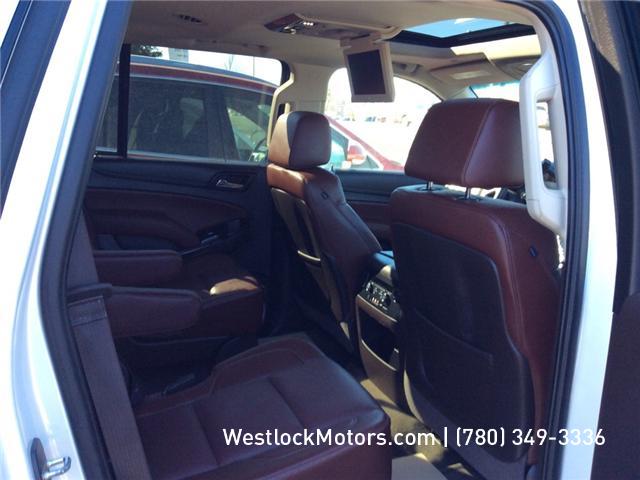 2016 Chevrolet Tahoe LTZ (Stk: 19T130A) in Westlock - Image 10 of 12