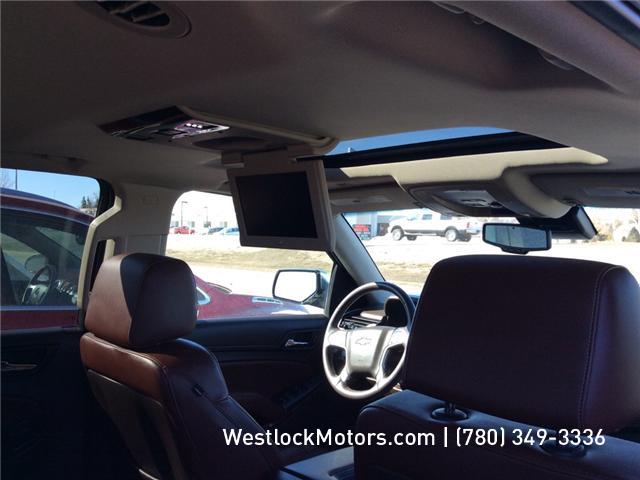 2016 Chevrolet Tahoe LTZ (Stk: 19T130A) in Westlock - Image 11 of 12