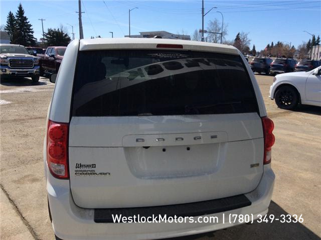 2017 Dodge Grand Caravan CVP/SXT (Stk: T1901) in Westlock - Image 3 of 14