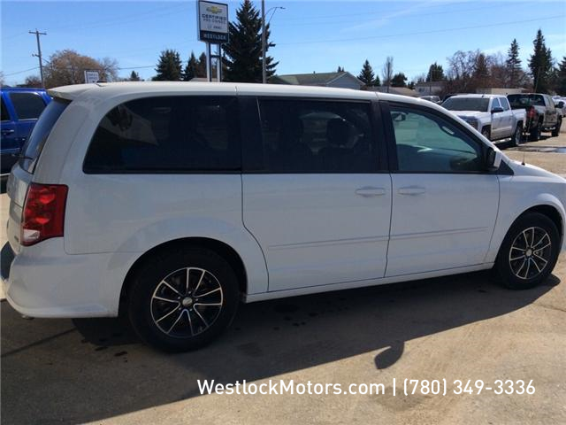 2017 Dodge Grand Caravan CVP/SXT (Stk: T1901) in Westlock - Image 4 of 14