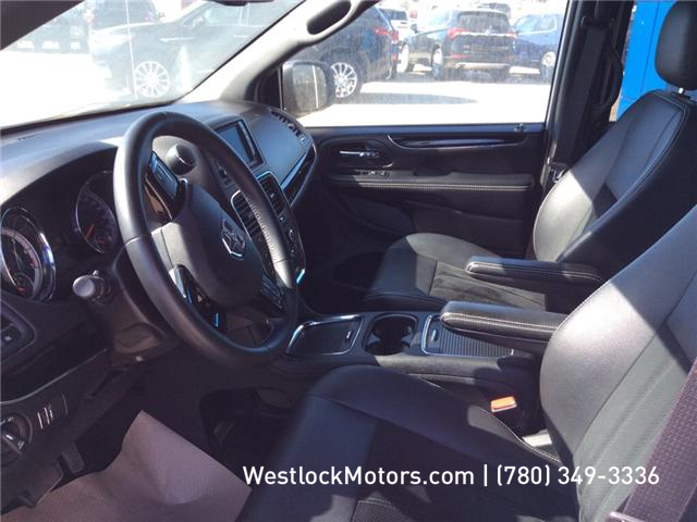 2017 Dodge Grand Caravan CVP/SXT (Stk: T1901) in Westlock - Image 6 of 14