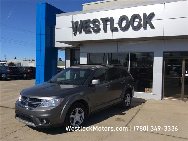 2013 Dodge Journey SXT/Crew (Stk: 18T361A) in Westlock - Image 1 of 13