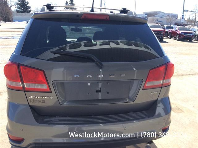 2013 Dodge Journey SXT/Crew (Stk: 18T361A) in Westlock - Image 4 of 13