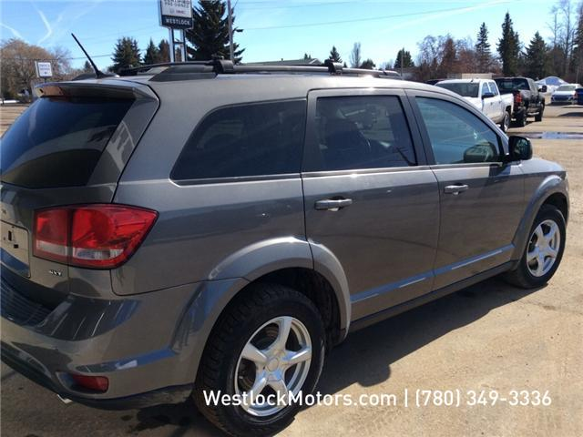 2013 Dodge Journey SXT/Crew (Stk: 18T361A) in Westlock - Image 5 of 13