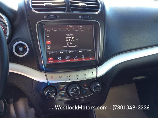2013 Dodge Journey SXT/Crew (Stk: 18T361A) in Westlock - Image 10 of 13