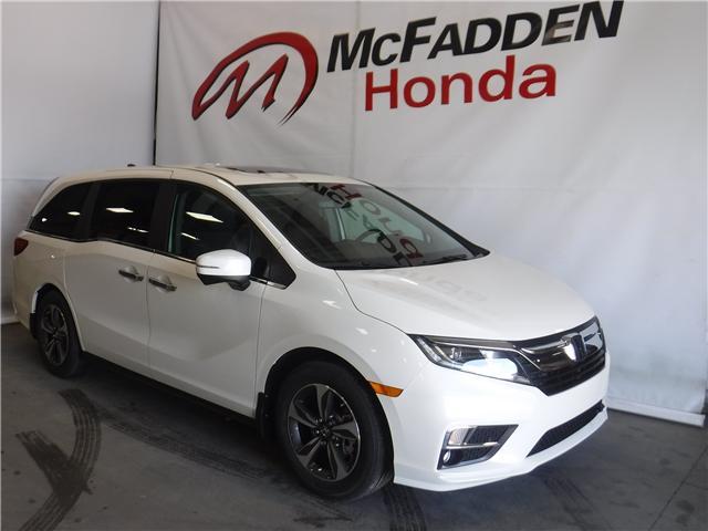 2019 Honda Odyssey EX-L (Stk: 1843) in Lethbridge - Image 1 of 17