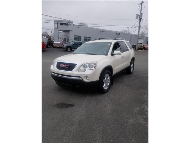 2011 GMC Acadia SLE-2 AWD (Stk: p18-090a) in Dartmouth - Image 1 of 12