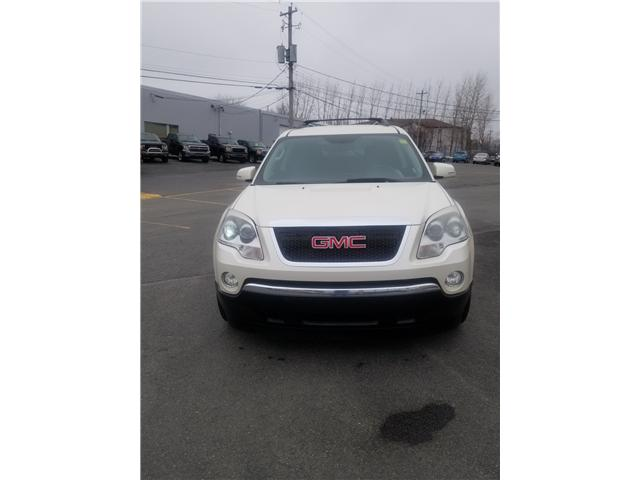 2011 GMC Acadia SLE-2 AWD (Stk: p18-090a) in Dartmouth - Image 2 of 12