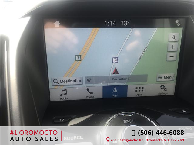2018 Ford Escape Titanium (Stk: 976) in Oromocto - Image 17 of 20