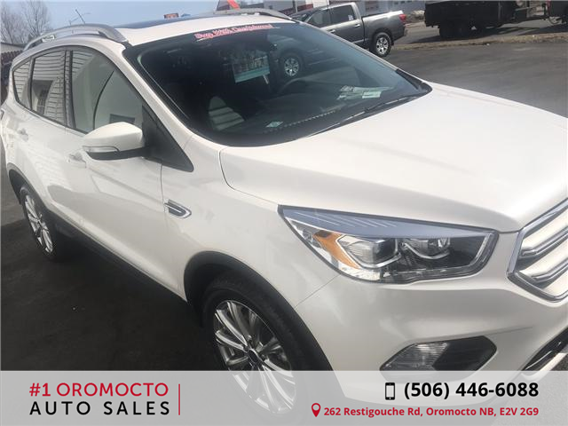 2018 Ford Escape Titanium (Stk: 976) in Oromocto - Image 19 of 20